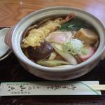 山六 そば店 - 鍋焼きうどん・美味しい!!
