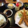 生魚 - 料理写真:エビフライ定食