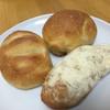 ミツバチ - 料理写真:塩パン、ウインナーロール、きな粉パン