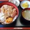 大樹の杜 - 料理写真:かつ丼(日替り:月曜日)720円