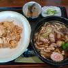 えびすこ本場所 - 料理写真:日替わりセット 680円+税
