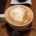 スコップカフェ - カフェラテ(HOT)