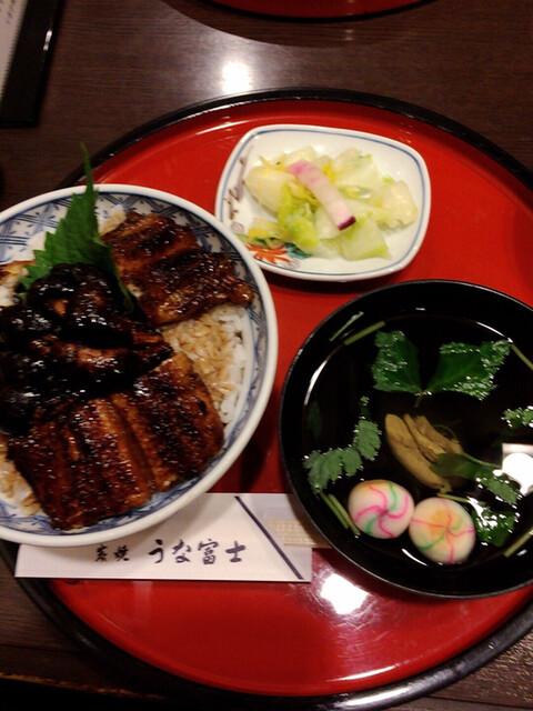 はじめての肝入り鰻丼』by JAC :...