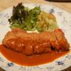 レストラン 達 - 料理写真:ポークかつ
