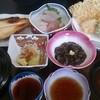 割烹 水天閣 - 料理写真:お昼の定食
