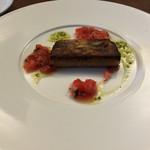フィデリテ - 魚料理1