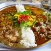 アジアごはんとスパイスカレー アドゥマン - 料理写真:スペシャル4種盛カレー