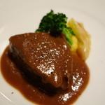 オステリア アルコ - 和牛ほほ肉の煮込み