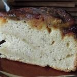 ハマ・ノ・テ labo - ラムレーズンバナナケーキ