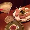 バー スリーマティーニ - 料理写真:フローズンダイキリ&レバーペースト&からすみのクリームチーズ