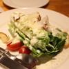 ビスコンティ - 料理写真:ロメインレタスのシーザーサラダ