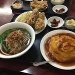 台湾料理 嘉宴楼 - (20151029)ラーメン定食