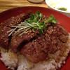 城 - 料理写真:ステーキ丼