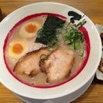 石田てっぺい - 石田ラーメン煮卵入り