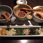 酒趣 - 151030 茨城県産納豆の食べくらべセット