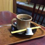 一二三食堂 - 151101 セットのコーヒー