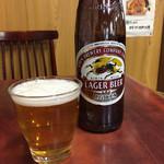 一二三食堂 - 151101 瓶ビール