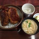 一二三食堂 - 151101 ソースカツ丼