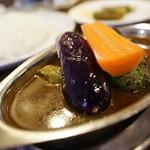 デリー - カシミール&野菜