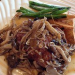 グランログス - 豆腐ハンバーグ