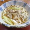 山田うどん - 料理写真:鶏南蛮うどん¥480