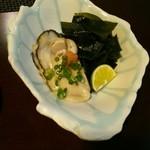 松喜屋 - 生牡蛎