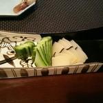 松喜屋 - クジラ味噌漬け