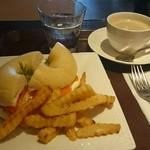 サンドイッチカフェ リール - ベーグルランチ