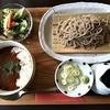 そばカフェ wanLDK - 料理写真:そば&ハヤシライスセット