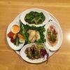 本日のイサーン料理 5種