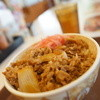 すき家 - 料理写真:牛丼