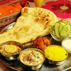 インディアン キッチン - 料理写真:Aセット