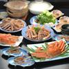 山田屋 - 料理写真:松葉がに料理