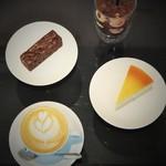 リュモンコーヒースタンド - 料理写真:2人でシェア♡