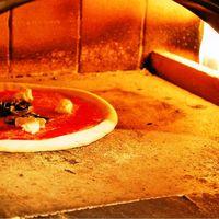 窯で焼き上げる製法