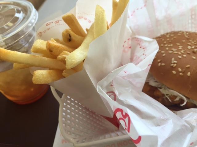 ドムドムハンバーガー 安食店