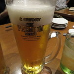 AJITO - 生ビールはプレモル