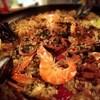 abill - 料理写真:魚介とお肉のミックスパエリア