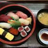 和とう - 料理写真:上寿司 1235円税込