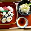 柳家本店 - 料理写真:お寿司ランチ(1500円)