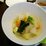 44030682 - ごろっと野菜の特製スープ