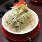 竹ちゃんタンメン - 野菜大盛り880円