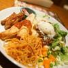 ソンブレロ アラン - 料理写真:タコめしコンボランチ