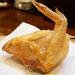 素揚げや - 料理写真:素揚げセット(1800円)の手羽