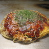 たかのばし八昌 - 料理写真:お好み焼き(肉玉そば)