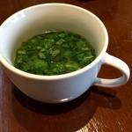 カフェ&キッチン yy - ランチのスープ