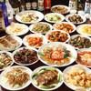 順順餃子房 - 料理写真:順順特別プラン 食べ飲み放題2時間付き3480円(税込み)