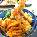 天丼の岩松 - 海鮮丼