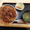 てんや - 料理写真:豚バラ丼 780円 2015.11