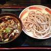 小平うどん - 料理写真:肉汁うどん 400g(700円)